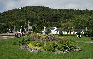 Drumnadrochit - Drumnadrochit in 2007.