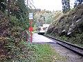 Jablonec, Měnírna, tramvaj v zastávce.jpg
