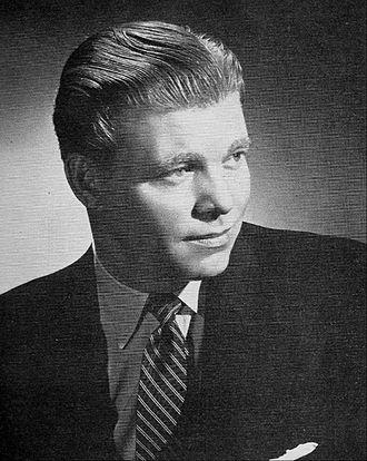 Jack Lescoulie - Jack Lescoulie circa 1954.