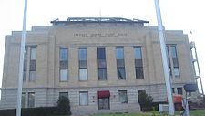 Jackson Parish, LA, Courthouse in Jonesboro MVI 2676.jpg