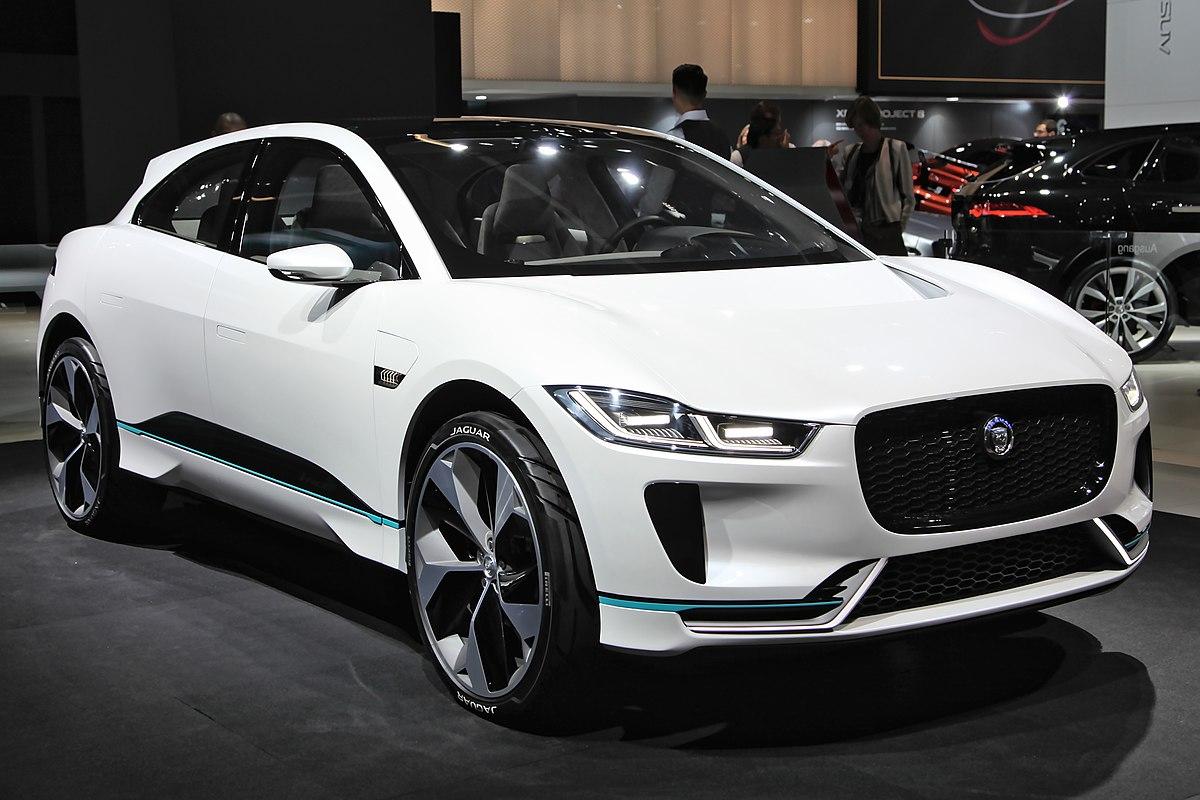 2018 Jaguar F Type >> Jaguar I-Pace - Wikipedia