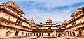 Jahangir Mahal interior.jpg