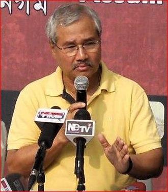 Jahnu Barua - Image: Jahnu Baruah