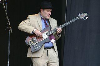 Jah Wobble English bassist