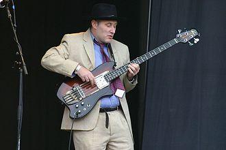 Jah Wobble - Jah Wobble in 2005