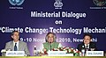 "Jairam Ramesh briefing the media, at the conclusion of Ministerial Dialogue on ""Climate Change- Technology Mechanism"", in New Delhi on November 10, 2010 (1).jpg"