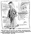 James Henry Bradney cartoon Observer 20 Feb 1909.jpg