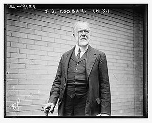 James J. Coogan - Image: James Jay Coogan circa 1915