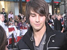 For james maslow up naked