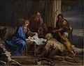 Jan Boeckhorst - The Adoration of the Shepherds - KMSsp259 - Statens Museum for Kunst.jpg