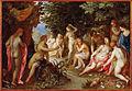 Jan Brueghel, the elder and Hendrick van Balen - Diana and Callisto - Google Art Project.jpg