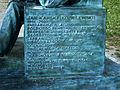 Jan Karski Monument Warsaw 05.jpg