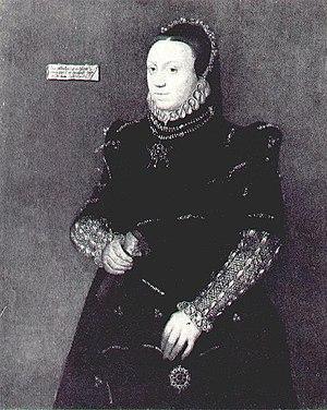 Jane Lumley, Baroness Lumley - Portrait of Jane Lumley, Baroness Lumley, by Steven van der Meulen