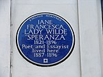 "Jane Francesca, Lady Wilde ""Speranza"" (4524499920).jpg"