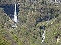 Japan, Tochigi- Nikko, Kegon waterfall 2015 5.jpg