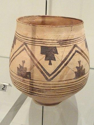 Matki (earthen pot) - Image: Jar, Indus Valley Tradition, Harappan Phase, Quetta, Southern Baluchistan, Pakistan, c. 2500 1900 BC Royal Ontario Museum DSC09717