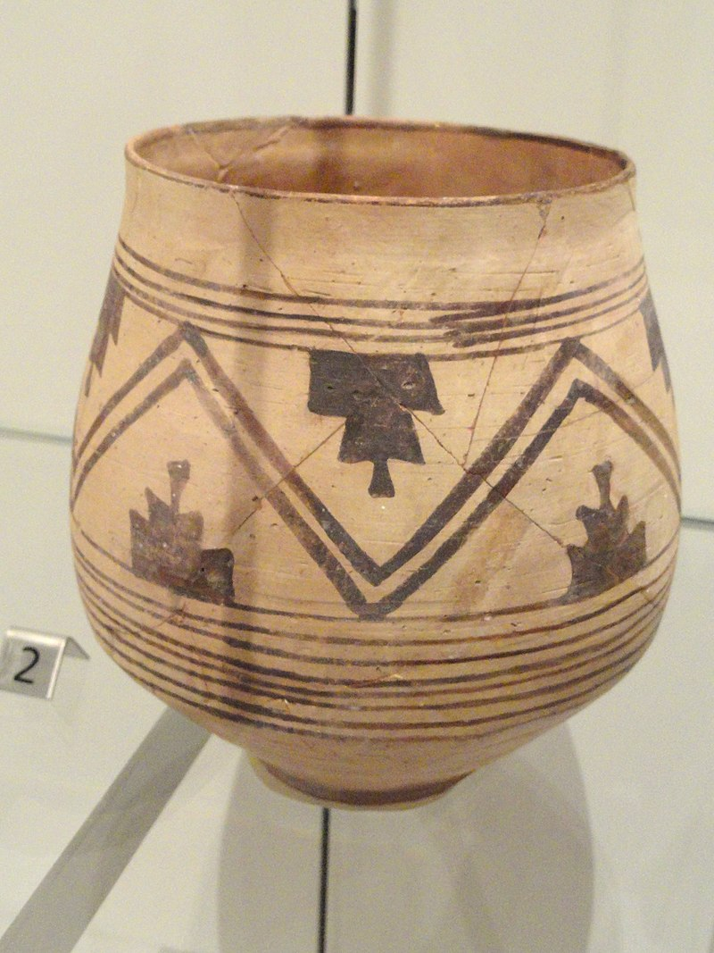 Jar, Indus Valley Tradition, Harappan Phase, Quetta, Southern Baluchistan, Pakistan, c. 2500-1900 BC - Royal Ontario Museum - DSC09717.JPG