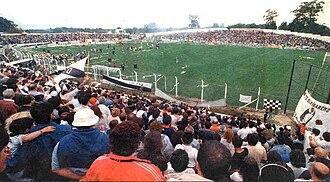 Jardines del Hipódromo Stadium - Image: Jardines del hipodromo