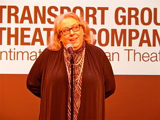 Jayne Houdyshell - Houdyshell at Transport Group Gala 2013
