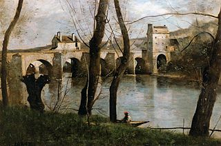 The Bridge at Mantes