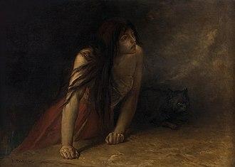 Jean-François Portaels - Image: Jean François Portaels The witch