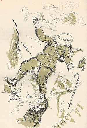 Les Vingt et un Jours d'un neurasthénique - Illustration by Jean Launois, 1935
