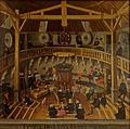 Jean Perrissin - Le Temple de Paradis - 1569-1570.jpg