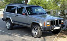 1997u20132001 Cherokee Sport 2 Door (Germany)