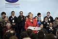"""Jefa de Estado en lanzamiento de Chile Cuida 2016 """"Nos permite dar un paso más para que Chile sea ese país más solidario que queremos"""" (29158313115).jpg"""