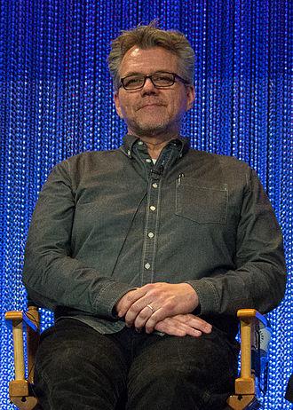 Jeffrey Bell - Bell at PaleyFest 2014