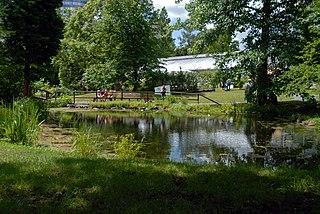 Botanischer Garten Jena botanical garden