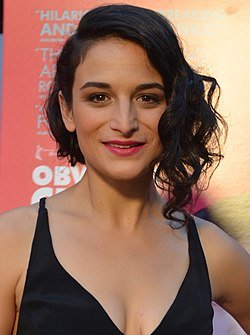 Jenny Slate på premiären av Obvious Child 2014.