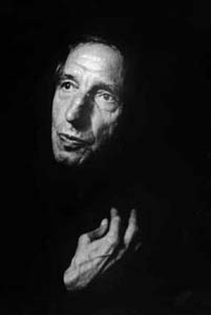 Jens August Schade - Portrait of Jens August Schade in 1973.