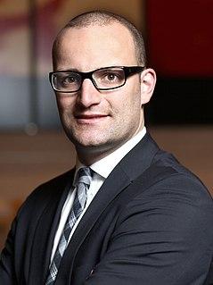 Jens Spahn German politician