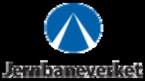 Norwegian National Rail Administration - Image: Jernbaneverket logo