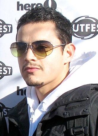 Jesse Garcia - Garcia, fellow star of Quinceañera, at the Sundance Film Festival, January 21, 2006.
