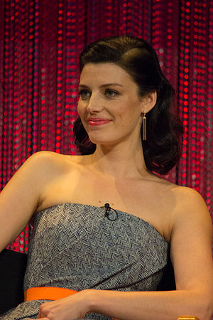 Jessica Paré - Paré at The Paley Center For Media's PaleyFest 2014 Honoring Mad Men