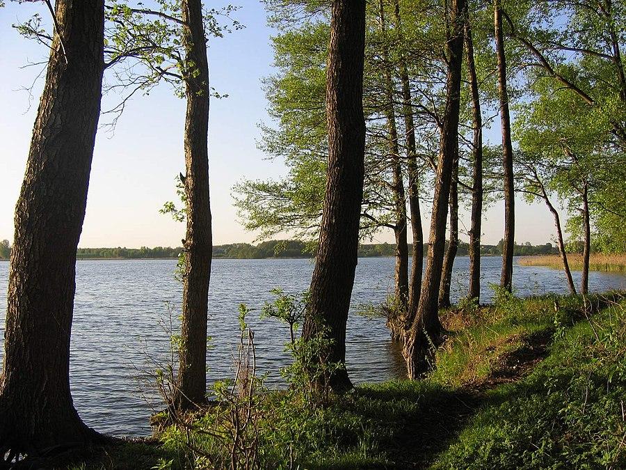 Słupca Lake