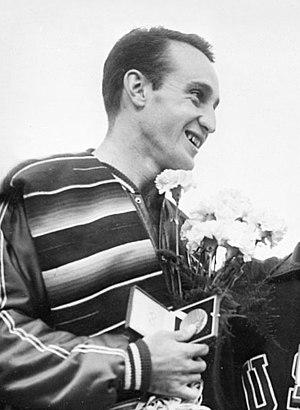 Joaquín Capilla - Capilla at the 1952 Olympics