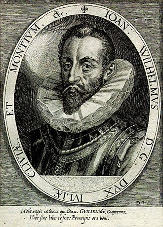 John William, Duke of Jülich-Cleves-Berg - Johann Wilhelm, Duke of Jülich-Cleves-Berg