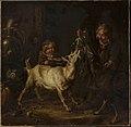 Johann Heinrich Roos - Children feeding goats - M.Ob.1414 MNW - National Museum in Warsaw.jpg