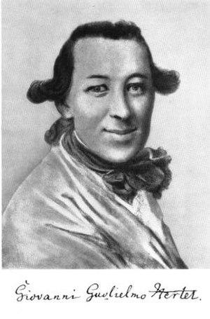 Johann Wilhelm Hertel - Johann Wilhelm Hertel.