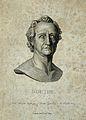 Johann Wolfgang von Goethe. Line engraving by C. Schuler, se Wellcome V0002304.jpg