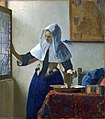 Johannes Vermeer (Dutch, Delft 1632–1675 Delft) - Young Woman with a Water Pitcher - Google Art Project.jpg