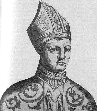 Antipope John XXIII - Image: Johannes XXIII Gegenpapst