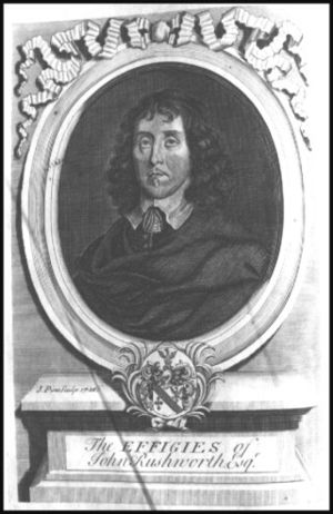 John Rushworth - John Rushworth.