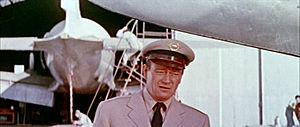 Screenshot showing John Wayne from the film Th...