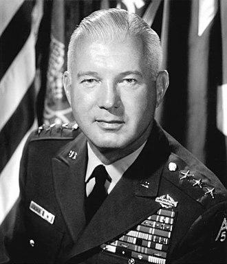John H. Michaelis - John H. Michaelis as a lieutenant general