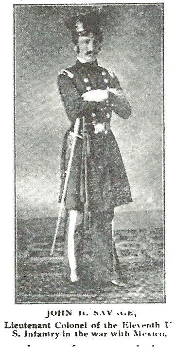 Lt John H Savage