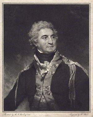 John Henry Johnstone - John Henry Johnstone, in character as Sir Callaghan O'Brallaghan in Charles Macklin's Love à-la-Mode